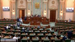 Ședința în plen a Senatului României din 28 iunie 2021