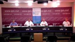 """Dezbaterea electorală """"Analizăm Cererea și Oferta electorală-2021"""" organizată de Agenția de presă IPN. Concurenți: Partidul Schimbării, Partidul Democrația Acasă, Partidul ȘOR"""