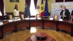 Semnarea Contractului de achiziționare a celor 100 de autobuze noi pentru municipiul Chișinău