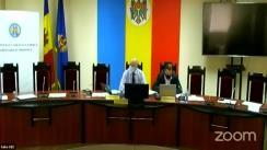 Ședința Comisiei Electorale Centrale din 2 iulie 2021