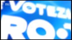 """Dezbateri electorale """"Te votezi la PRO TV"""". Concurenți: Partidul Verde Ecologist, Partidul Legii și Dreptății, Partidul Acțiunii Comune - Congresul Civic"""