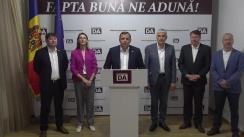 Platforma DA îndeamnă cetățenii să iasă la vot pe 11 iulie 2021