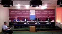 """Dezbaterea electorală """"Analizăm Cererea și Oferta electorală-2021"""" organizată de Agenția de presă IPN. Concurenți: Partidul Oamenilor Muncii, Partidul Dezvoltării și Consolidării Moldovei, Partidul Platforma Demnitate și Adevăr"""