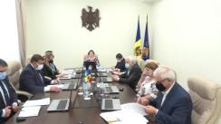 Ședința Consiliului Superior al Procurorilor din 8 iulie 2021
