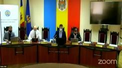 Ședința Comisiei Electorale Centrale din 7 iulie 2021