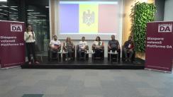 Lansarea angajamentelor Platformei DA pentru concetățenii din străinătate: dialog cu Diaspora