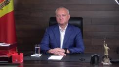 Președintele Igor Dodon răspunde