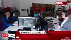 Transmisiune Viva FM Iași: Este educația sexuală/sanitară o soluție? Dacă da, cum poate fi aceasta realizată?