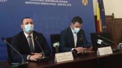 Conferința de presă a Ministrului Mediului, cu ocazia deplasării în județul Cluj