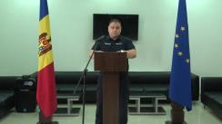 Alegeri Parlamentare 2021: Briefingul Inspectoratului General al Poliției - ora 13.30