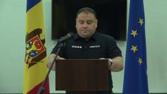 Alegeri Parlamentare 2021: Briefingul Inspectoratului General al Poliției - ora 19.30