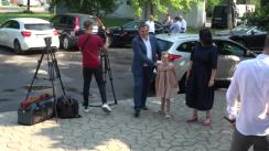 Alegeri Parlamentare 2021: Exercitarea votului de către Președintele Partidului Platforma Demnitate și Adevăr, Andrei Năstase