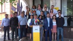 Conferință de presă susținută de Președintele Partidului Acțiune și Solidaritate, Igor Grosu