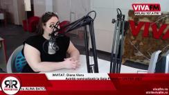 """VivaFM Iași: În direct cu Diana Vieru, actriță a Teatrului Național """"Vasile Alecsandri"""" din Iași, nominalizată la UNITER 2021"""