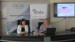 Prezentarea rezultatelor studiului de monitorizare și evaluare a instruirii funcționarilor electorali de către Centrul de Instruire Continua în Domeniul Electoral în cadrul alegerilor parlamentare anticipate din 11 iulie 2021