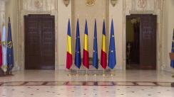Ceremonia de depunere a jurământului de învestitură în funcție a membrilor Consiliului Concurenței din România