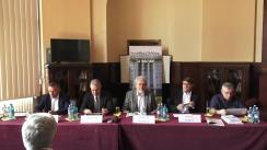 """Iași: Dezbaterea """"Republica Moldova, la răscruce"""", de la Biblioteca Centrală Universitara Iași"""