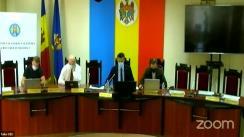 Ședința Comisiei Electorale Centrale din 14 iulie 2021