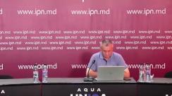 """Conferință de presă organizată de Coaliția Civică pentru Alegeri Libere și Corecte și Asociația pentru Democrație Participativă """"ADEPT"""" cu tema """"Alegerile parlamentare anticipate: votarea în străinătate"""""""