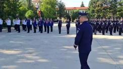 """Depunerea jurământului de credință față de țară a studenților din Promoția 2021 ai Academiei de Poliție """"A.I Cuza"""""""