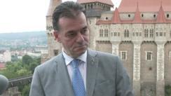 Declarație de presă susținută de Președintele Partidului Național Liberal, Ludovic Orban