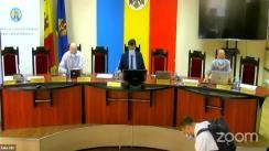 Ședința Comisiei Electorale Centrale din 17 iulie 2021