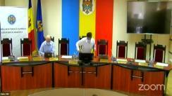 Ședința Comisiei Electorale Centrale din 18 iulie 2021
