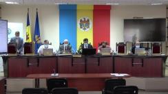 Ședința Comisiei Electorale Centrale din 19 iulie 2021