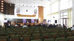 Ședința ordinară a Consiliului Județean Iași din 21 iulie 2021