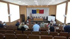 Ședința Consiliului Municipal Chișinău din 22 iulie 2021