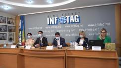 """Conferință de presă cu tema """"Ghetoul din Chișinău - păstrarea memoriei"""""""
