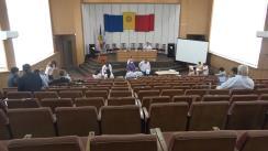 Ședința Consiliului Municipal Chișinău din 27 iulie 2021