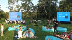 Concert open-air susținut de Moldovan National Youth Orchestra cu ocazia aniversării de 75 de ani UNICEF