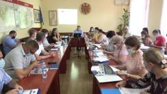 Masa rotundă de prezentare a rezultatelor Raportului de monitorizare a transparenței Administrației Publice Locale (APL) din orașul Rezina