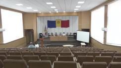 Ședința Consiliului Municipal Chișinău din 30 iulie 2021