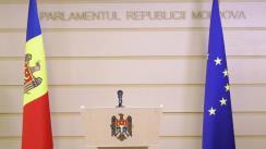 Briefing de presă susținut de deputatul din Fracțiunea parlamentare a Blocului Comuniștilor și Socialiștilor, Corneliu Furculiță