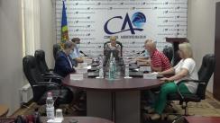 Ședința Consiliului Audiovizualului din 4 august 2021