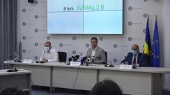 Conferință de presă susținută de Ministrul Mediului, Apelor și Pădurilor, Barna Tanczos