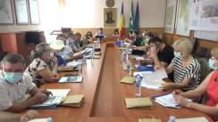 Masa rotundă de prezentare a rezultatelor Raportului de monitorizare a transparenței Administrației Publice Locale (APL) din orașul Fălești