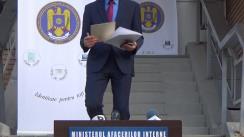 Conferință de presă susținută de Cătălin-Aurel Giulescu, chestor de poliție al Direcției pentru Evidența Persoanelor și Administrarea Bazelor de Date a MAI, pe tema Cărții Electronice de Identitate