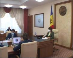 Ședința Guvernului Republicii Moldova din 9 august 2021