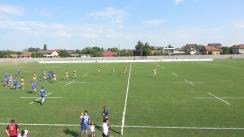 Meciul de Rugby între CS SCM Timișoara – CSM Știința Baia Mare. Cupa României