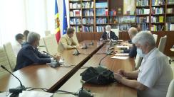 Ședința Comisiei economie, buget și finanțe din 12 august 2021