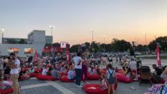 "Concert aniversar ""5 ani de La La Play"" în parcare Kaufland Ungheni"