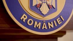 Ceremonie de decorare a sportivilor români medaliați la Jocurile Olimpice de la Tokyo