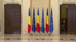 Ceremonie de depunere a jurământului de învestitură a ministrului finanțelor, Dan Vîlceanu