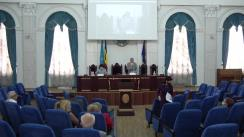 """Lansarea paginii web aniversare """"30 de ani de la proclamarea independenței Republicii Moldova"""""""
