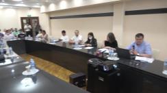 """Masa rotundă de totalizare a rezultatelor proiectului """"Responsabilitate și implicare civică pentru buna guvernare"""""""