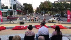 Concert Open air La La Play în Parcul Ivanos din Orhei