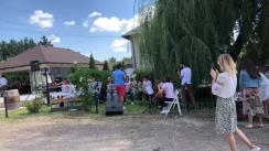 "Concert ""Music & Brunch"" la Vinăria Agrici"